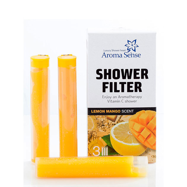 Набор сменных фильтров для насадок AROMA SENSE — манго/лимон