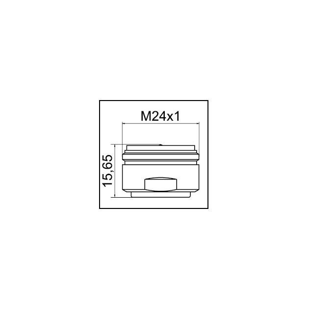Цена в Украине на Аэратор NEOPERL CASCADE SLC ECONOM 24H для смесителя (11030698)